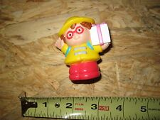 Fisher Price Little People present gift Party xmas Birthday Maggie girl school