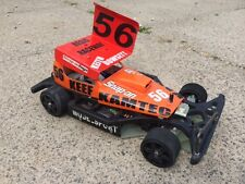 Nuevo Frankie Wainman 3 Stock Car Body Shell Kamtec Skint ABS £ 3.99 FW3