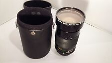 Vivitar Series 1 28-90 mm 1:2.8-3.5 Macro Focusing Lens Minolta MD mount