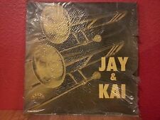 JJ JOHNSON, KAI WINDING Jay & Kai LP Original Savoy MG-12010 Mono