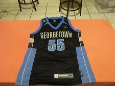 GEORGETOWN HOYAS NIKE AIR JORDAN #55 JERSEY SIZE M BASKETBALL