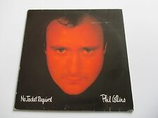 Phil Collins - No Jacket Required LP - 12-Inch - 33RPM - Classic Phil Collins