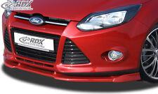 RDX Frontspoiler VARIO-X für FORD Focus 3 2011-2014