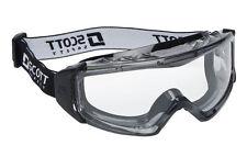 Scott Neutron Guarnizione In Gomma Piuma Policarbonato Occhiali Di Sicurezza