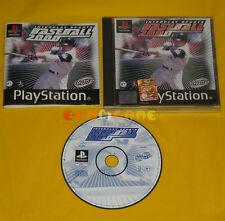 BASEBALL 2000 Ps1 Versione Inglese »»»»» COMPLETO