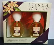 FRENCH VANILLA 2 PIECE SET FOR WOMEN 2 - 1 oz / 30 ml Bottle SPRAY