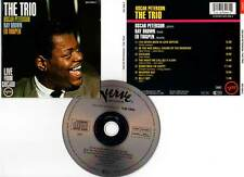 """OSCAR PETERSON """"The Trio"""" Live From Chicago (CD) Ray Brown,Ed Thigpen 1961-1986"""