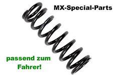 KTM SX 125 SX125 SX 144 150 # Stoßdämpferfeder mit passender Federrate (wählbar)