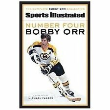 Number Four Bobby Orr-ExLibrary