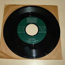 TEENER ROCK & ROLL 45RPM RECORD - PATTI FORD - MALA 412
