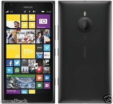 Nokia Lumia 1520 BLACK UNLOCKED Windows 8 LTE 16GB 20MP 6 Screen Smartphone FAIR