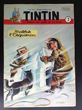 Journal Tintin N° 2 1951 TBE Craenhals