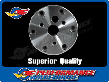6 HOLE STEERING WHEEL ADAPTOR TO SUIT 3 HOLE BOSS KIT SUITS GRANT HUB ADAPTOR
