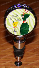 P899 to ALL a Good Wine! Winestopper (Cypress Home) Santa's Diva