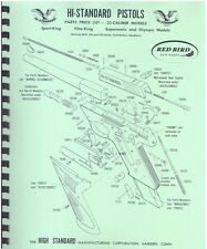 HIGH STANDARD Sport-King Flite-King .22 Supermatic & Olympic Pistols Gun Manual