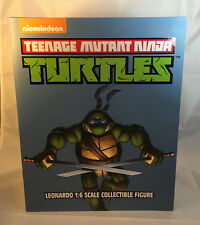 MONDO Teenage Mutant Ninja Turtles LEONARDO 1/6 Scale Figure TMNT NEW