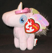 TY KEY CLIPS BEANIE BABY - ANGEL the SKY MONSTER (MOSHI MONSTER) - MINT TAGS