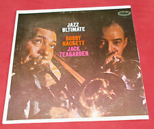 BOBBY HACKETT  JACK TEARGARDEN   LP US  JAZZ ULTIMATE  CAPITOL SM933