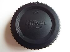NIKON FIT BODY CAP COVER FOR ALL NIKON FILM AND D SERIES DIGITAL CAMERAS