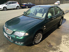 2004 Rover 45 1.8 Automatic 4 Door Saloon Green (Breaking For Spares Only)