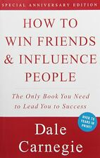 How to Win Friends & Influence People by Dale Carnegie (Paperback) BRAND NEW