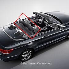 Original Mercedes-Benz Windschott E-Klasse Cabrio A207 inkl. Tasche NEU