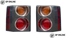 RANGE ROVER L322 VOGUE 2002-2005 ORANGE AND RED REAR LIGHTS PAIR LB-VG06-007