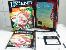 PC DOS: Worlds of Legend: Son of the Empire - Mindscape International 1993