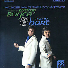 I Wonder What She's Doing Tonite: The Best of Boyce & Hart * by Tommy...