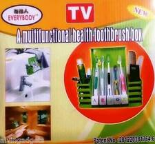 A Multifunctional Health Toothbrush Box(Green)