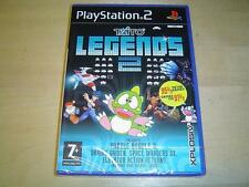 TAITO LEGENDS 2 SONY PLAYSTATION 2 PS2 PAL *BRAND NEW*
