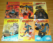 Six-Gun Gorilla #1-6 VF/NM complete series - simon spurrier - boom set 2 3 4 5
