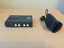 Kramer VP-501xl Convertidor de escaneo de Video VGA a Compuesto & S-video