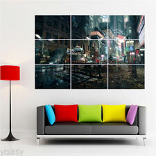 Blade Runner City Poster Giant Large Print ART DECOR