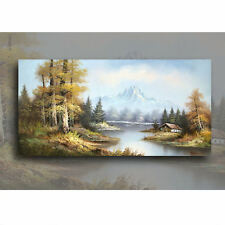 Landscape Painting Original Art Contemporary Decor oil painting