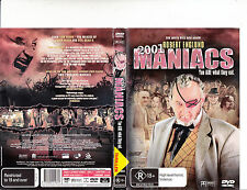 2001 Maniacs-2005-Robert Englund-Movie-DVD