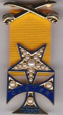 Civil War Custer Medal - Mrs. George A. (Libby) Custer
