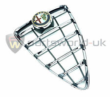 Alfa Romeo Radiator / Bumper Grille and Badge for the MiTo Cloverleaf Genuine
