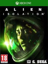 Disco solamente/Alien: aislamiento (Microsoft Xbox One, 2014) #F29