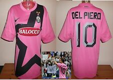 Juventus 2011/12 away football shirt soccer jersey Del Piero final match XL