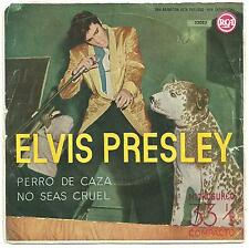 Elvis Presley Hound dog/Don't be cruel Compact 33 single from Spain.