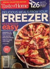 Taste Of Home Delicious Meals From Your Freezer Fall 2015 FREE SHIPPING