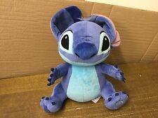 Authentic Disney Store Exclusive Stitch Soft Plush Toy LILO And Stitch VGC