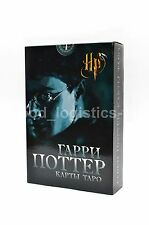 Harry Potter HP Tarot New and Sealed 78 Cards Deck FREE Tracking + Box + Book
