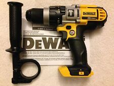 "New Dewalt DCD985B 1/2"" 3 Speed 20V Max Cordless Hammer Drill Driver Made in USA"