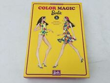 Color Magic Barbie 2003 NRFB Limited Edition Vintage Doll & Fashion Reproduction