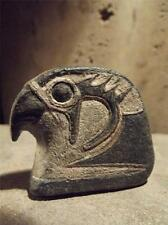 Egyptian / Egyptienne art - sky God Horus amulet from ancient Egypt mythology