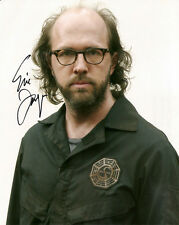 ERIC LANGE GENUINE AUTHENTIC SIGNED LOST 10X8 PHOTO AFTAL & UACC [10480]