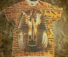 TUTANKHAMUN KING TUT AWESOME DESIGN SHIRT IRON MAIDEN OZZY KISS METALLICA DIO M