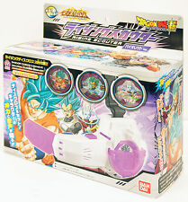 Bandai Dragon Ball Super Rising Scouter Violet Lens Discross 4543112973269 NZA
